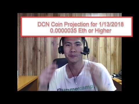 DCN Dentacoin pricing elliote wave crypto update