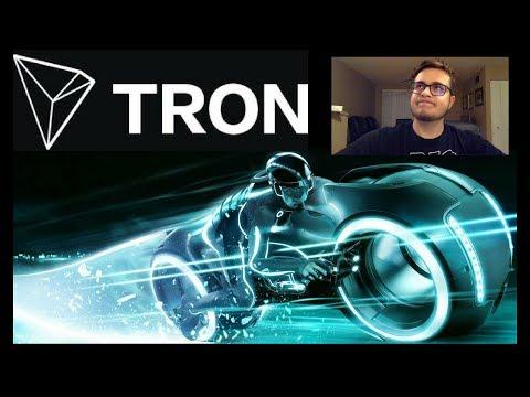 TRONIX (TRX) FUD and Price Drop of TRON