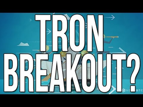 TRON (TRX) BREAKOUT SOON? ENJIN NEW EXCHANGE! ALTCOINS TO INVEST INTO FOR PROFIT!