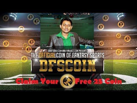 Collect free 25 DFS coin   DFS coin airdrop camping
