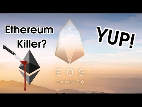 EOS Deep Dive – King Crypto In 2018?
