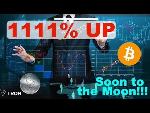 Tron Price Prediction (TRX) & To The Moon in 2018, Technical Analysis, Forecast & Investing Strategy