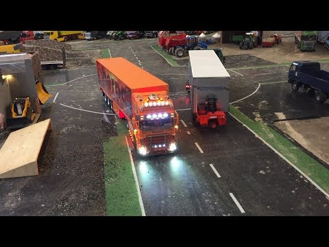 RC Trucks – RC Trucker – Modellbaumesse Lingen 2018