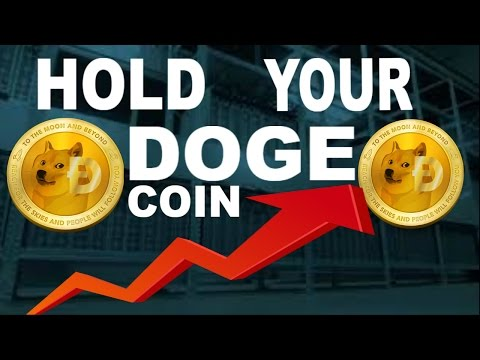 Get some DOGE COIN fast and hold them