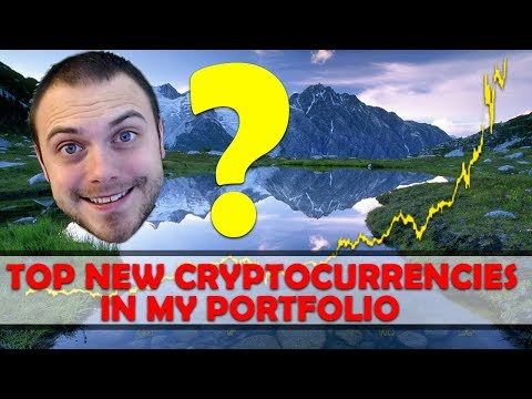 ? Top New Additions I've Made To My Cryptocurrency Portfolio ?