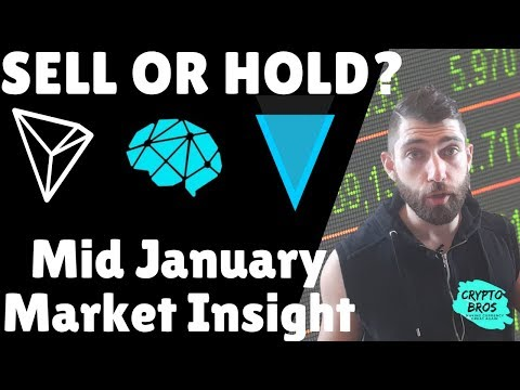 Sell or Hold? [TRX,XVG,DBC] Mid January Market Analysis