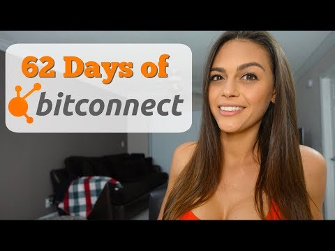 Bitconnect | Day 62 of my $10,000 loan