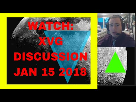 Watch ???: Verge (XVG) in Freefall | Discussion with Reece Ringnald