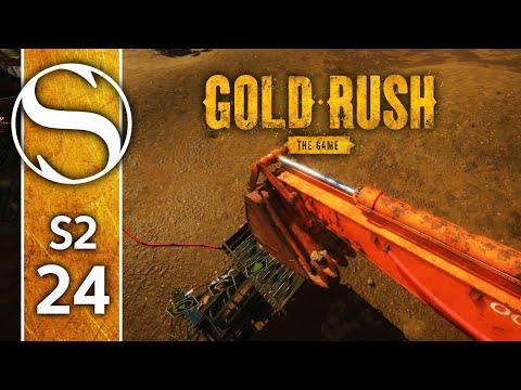 #24 Gold Rush – Gold Rush Gameplay [Bitcoin Mining]