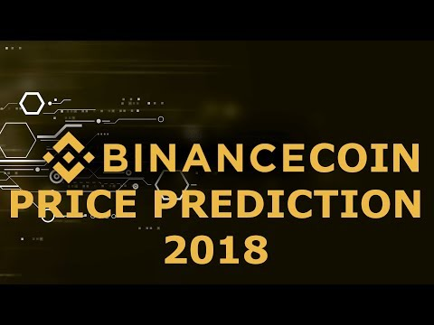 BINANCE COIN | BNB Price Prediction 2018 – Technical Analysis