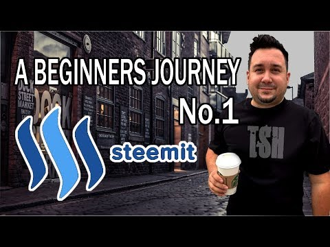 Getting Started on Steemit: A Beginners Journey