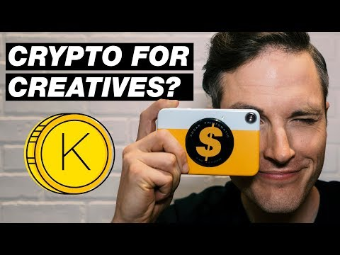 Cryptocurrency for Photographers? — KodakCOIN and the KODAKOne platform