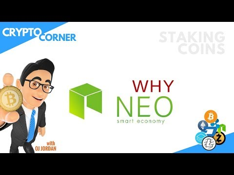 Why should you HOLD and STAKE NEO coin | Crypto Corner with OJ