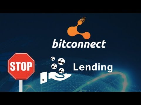 BREAKING NEWS | Bitconnect Lending And Exchange Platform Closing  | End Of Bitconnect