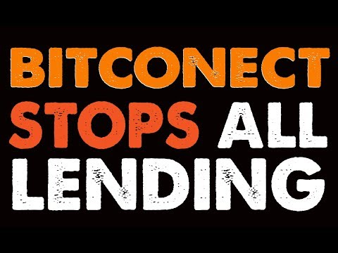 Bitconnect Exit Scam?