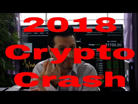 Cryptocurrency Market Crash 2018 – RICH TV LIVE & David Moadel