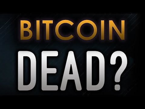 BITCOIN 2018 MEGA CRASH – Is Cryptocurrency DEAD? Hint: Not At All