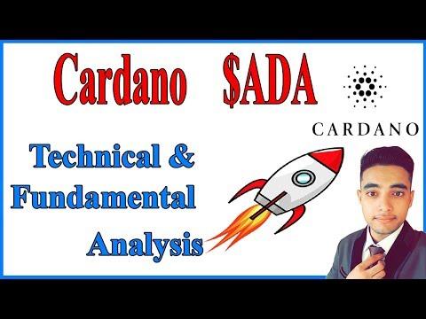 ?ADA Cardano Technical and Fundamental Analysis Jan 2018 ( Price Predication #ShortTerm )  ?