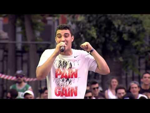 Soen vs PRN – Octavos – Madrid – Red Bull Batalla de los Gallos 2015