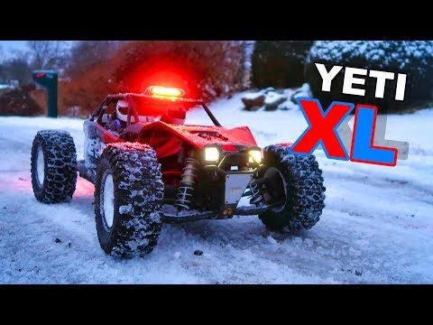 Axial Yeti XL Snow Police RC Monster Truck – TheRcSaylors