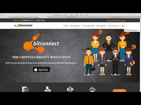 BITCONNECT is officially down! Heres how you cash out!