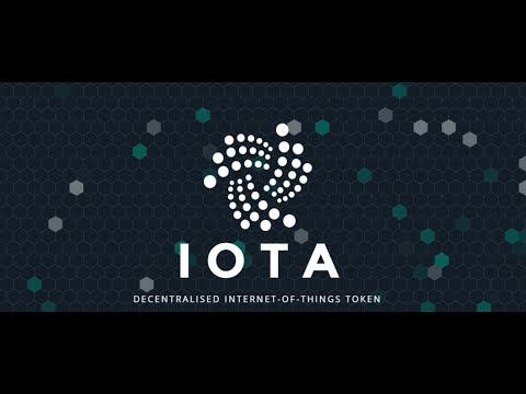 Undervalued Cryptocurrencies: IOTA (MIOTA) – the backbone of Internet-of-Things