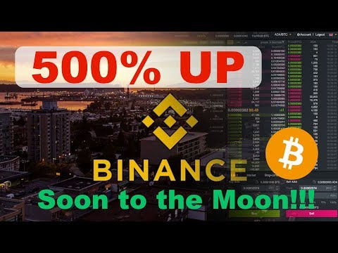 Binance Coin Price Prediction (BNB) & To The Moon in 2018, Technical Analysis, Forecast & Strategy