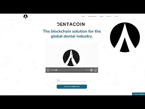 Dentacoin (DCN) Has MASSIVE Potential For 2018!!