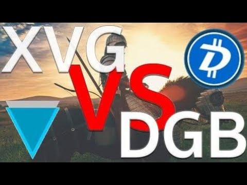 WHY I THINK VERGE AND DIGIBYTE WILL REBOUND? XVG AND DGB PRICE PREDICTION (TECHNICAL ANALYSIS)