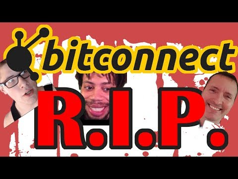 BITCONNECT IS OFFICIALLY CLOSED! STILL NEED PROOF THAT BITCONNECT IS A SCAM?