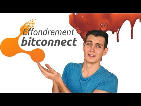LA FIN DE BITCONNECT ET DES CRYPTOS ?!