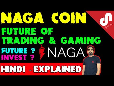 Naga Coin Price Prediction – The Future of Trading and Virtual Goods – Crypto Coin Review [Hindi]