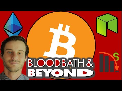 Chico Crypto Bloodbath Stream | This Isn't New Just HODL | NEO Bitcoin Ethereum News