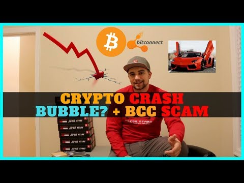 Is Cryptocurrency Crashing in 2018? Popped Bubble or Correction? + Bitconnect SCAM BUSTED?!