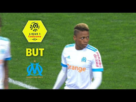 But Clinton NJIE (79′) / Olympique de Marseille – RC Strasbourg Alsace (2-0)  / 2017-18