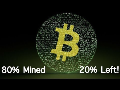 80% of all Bitcoins already Mined – 4.2 Million Left to be Mined – What This Means For Crypto Market