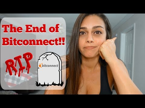RIP Bitconnect | Bitconnect lending officially closed down
