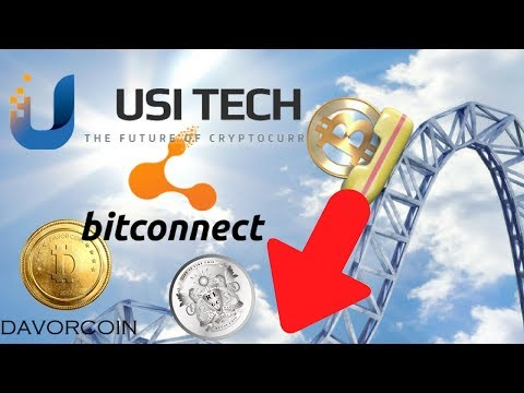 The Harsh Truth About Bitcoin Investment Programs! Bitconnect & USI Tech