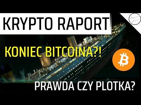 Upadek Bitcoina?, Narodowa kryptowaluta, koniec Bitconnect | Co tam w sieci #24