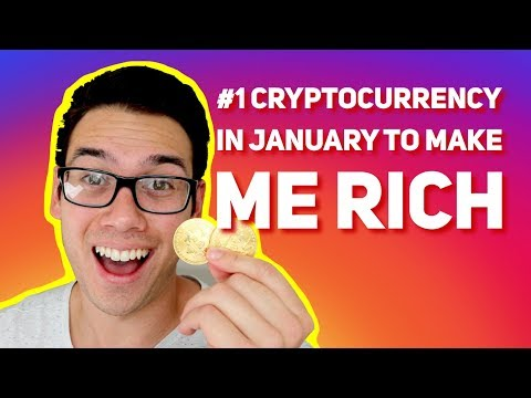 THE #1 CRYPTOCURRENCY ICO FOR JANUARY TO MAKE ME RICH IN 2018