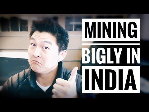 INDIA – The Next Big Crypto Mining Country?