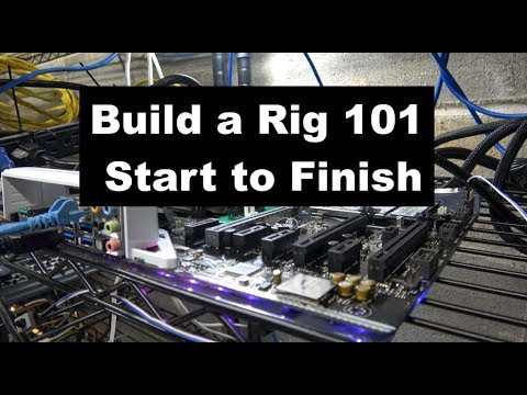 Building a Bitcoin Rig to Mine Altcoins