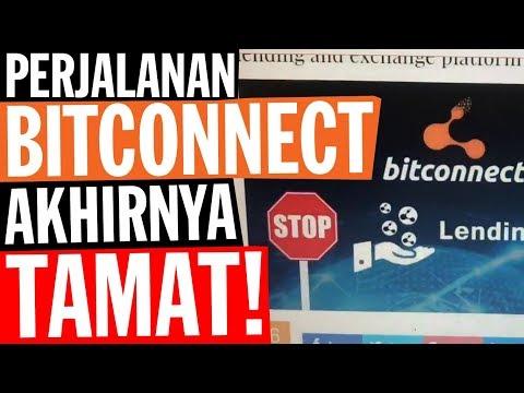 Perjalanan Bitconnect akhirnya TAMAT!