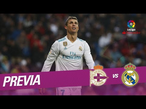 Previa Real Madrid vs RC Deportivo