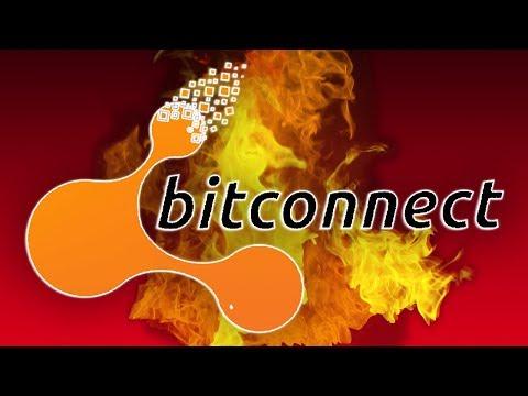 Bitconnect Scam CRASHES and BURNS! – Ponzi Scheme?