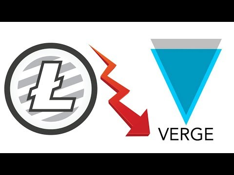 Litecoin and Verge – Sell Off – Price Predictions – Technical Analysis