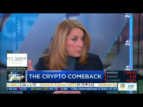 """CNBC's Fast Money on Bitcoin Cash: """"it's actually more interesting"""" … ✌️"""