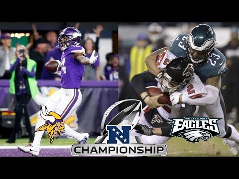 EAGLES ON THE VERGE OF THE BIG GAME!! TAKE IT! Vikings vs Eagles NFC Championship Game Prediction!!!