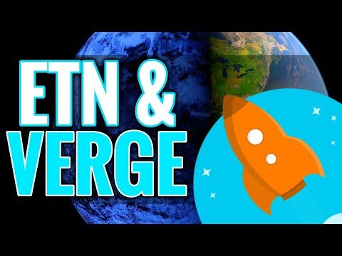 Electroneum ETN & Verge XVG Crypto Updates – Mobile Miner Beta & New Payment Option for 2018