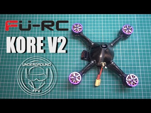 If F1 Teams Designed Race Quads! – FU-RC Kore V2